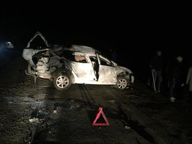 Мужчина погиб в тройном ДТП в Орловской области (3)
