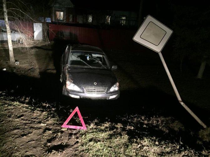 Мужчина погиб в тройном ДТП в Орловской области (1)