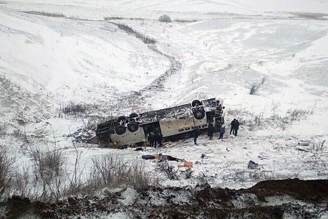 ДТП в Тамбове 22 марта автобус