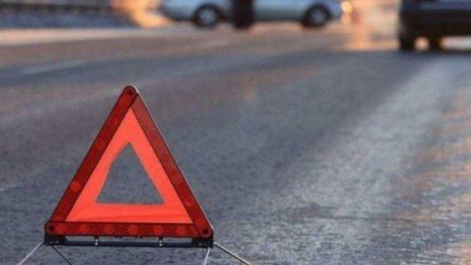 Женщина погибла в ДТП в Касимовском районе Рязанской области