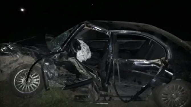 Четыре человека пострадали в ДТП в Белореченском районе