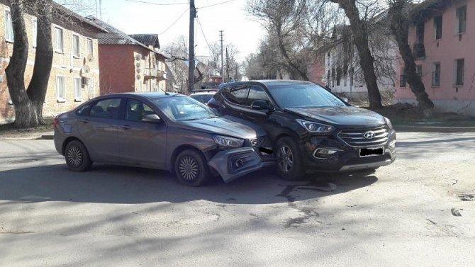 Женщина пострадала в ДТП в Киреевске