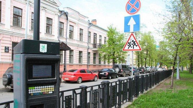 Пандемия: казанские парковки на неделю сделали бесплатными