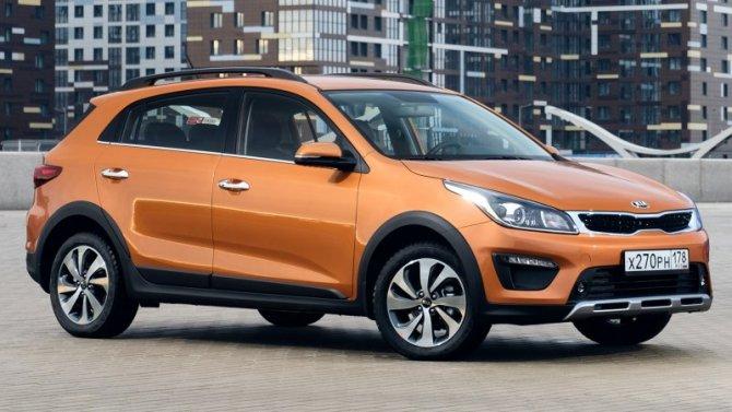 Падение рубля: выросли цены наавтомобили KIA