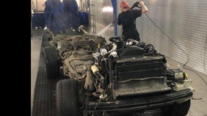 Мама мыла раму. Фиксированная цена 19 999 ₽ для Discovery 4 и Range Rover Sport в «АВИЛОН»