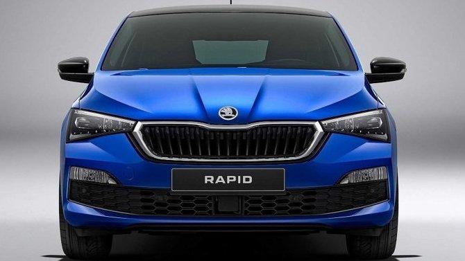 Старт продаж SKODA RAPID нового поколения перенесен на май 2020 года
