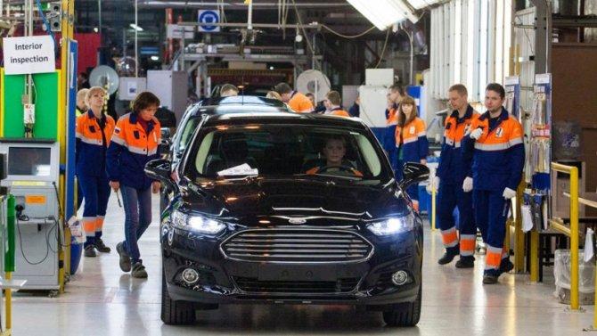 ВРоссии распродают имущество Ford