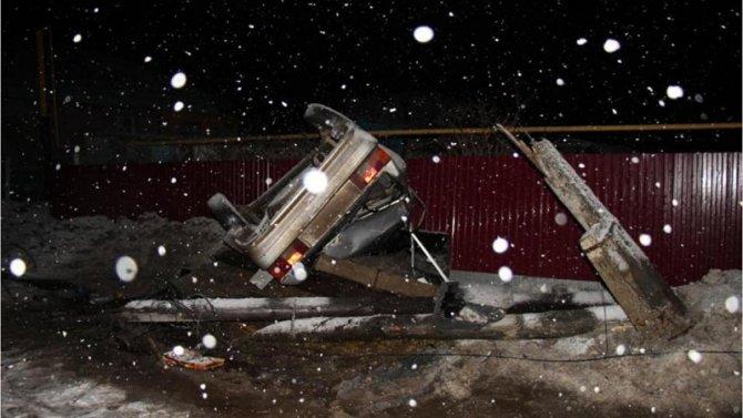 В Башкирии после ДТП водитель бросил умирающего пассажира
