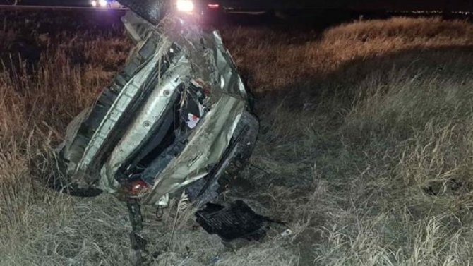 В Самарской области в ДТП погиб водитель иномарки