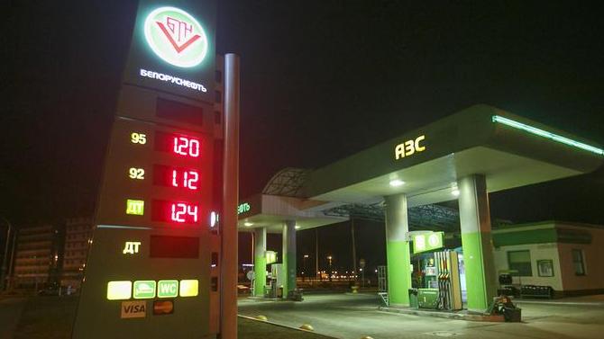 Белорусский бензин вРоссии может продаваться дешевле российского