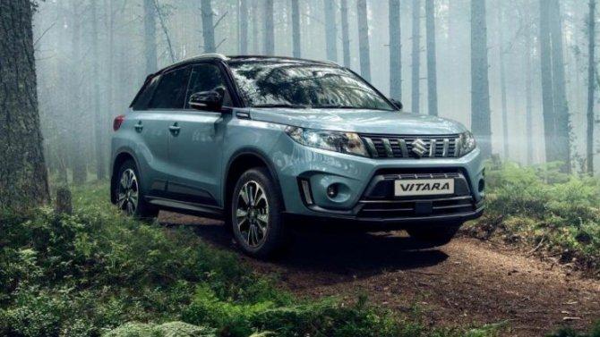 Снижены кредитные ставки надве модели Suzuki