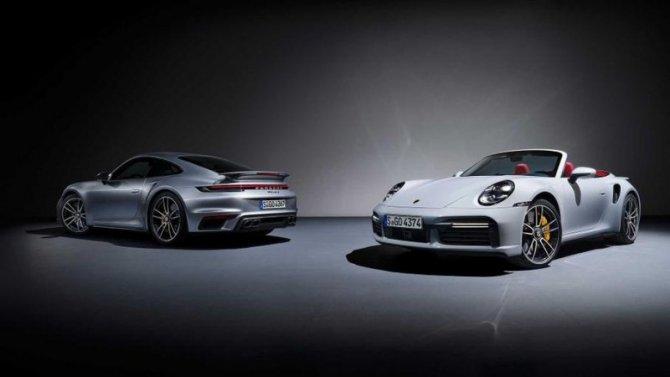 Porsche 911 получил два тюнинг-набора