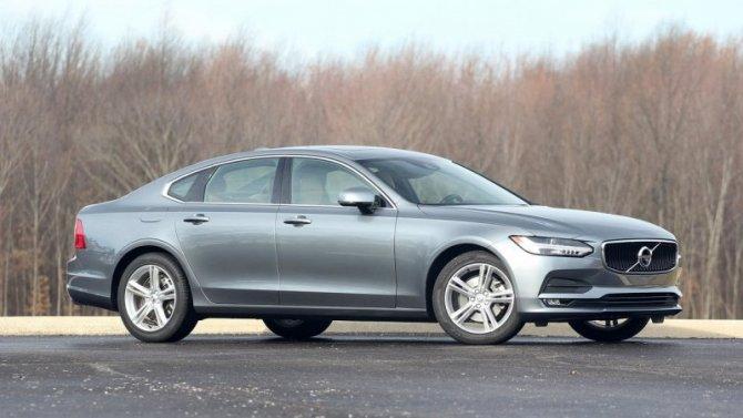 Падение рубля: вРоссии подорожали все модели Volvo