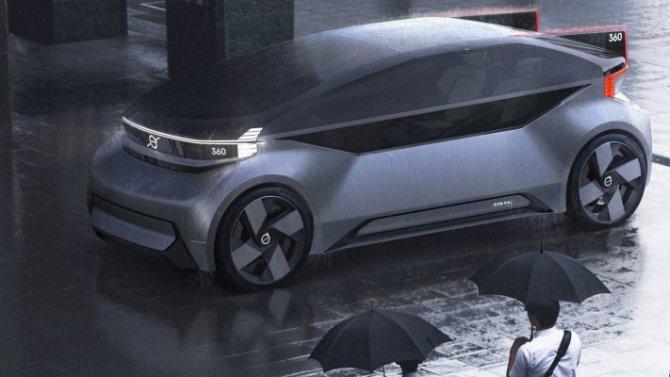 Volvo разрабатывает свои аккумуляторы для электромобилей