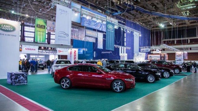 Перенесён Санкт-Петербургский международный автосалон