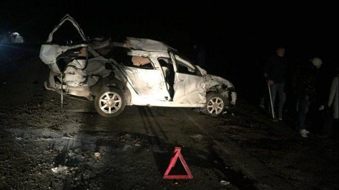 Мужчина погиб в тройном ДТП в Орловской области
