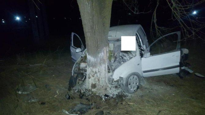 Молодая женщина-водитель погибла в ДТП в Ставропольском крае