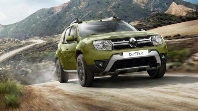 Падение рубля: подорожала топовая версия Renault Duster