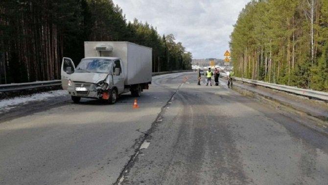 «Газель» насмерть сбила двух рабочих в Пермском крае