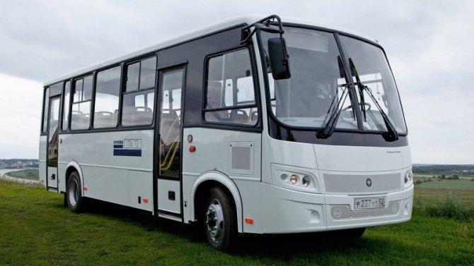 ВРоссии выросли продажи автобусов