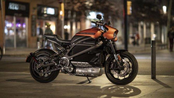 Harley-Davidson запатентовал эмблему для электроциклов