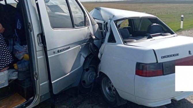 В ДТП на Ставрополье погиб молодой человек