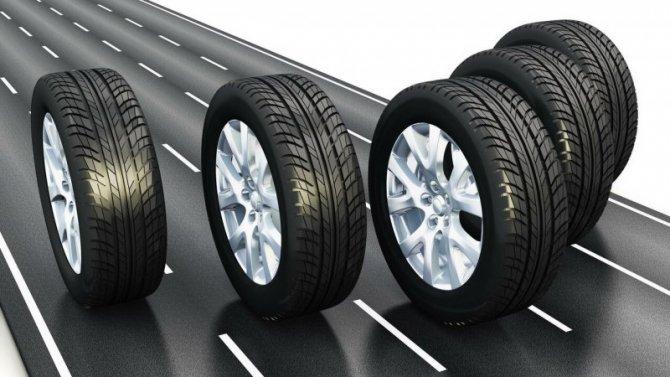 О чём может рассказать износ шин?