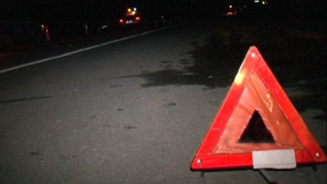 В Тверской области КамАЗ насмерть сбил пешехода