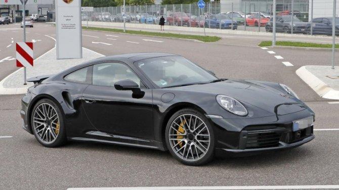 ВРоссию приедет самый мощный Porsche 911