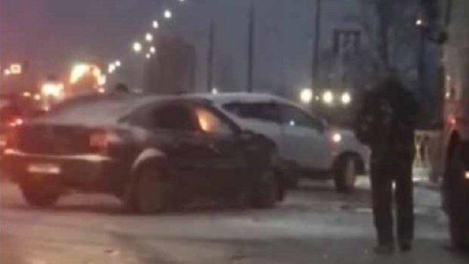 5-летний ребенок пострадал в ДТП в Ярославле