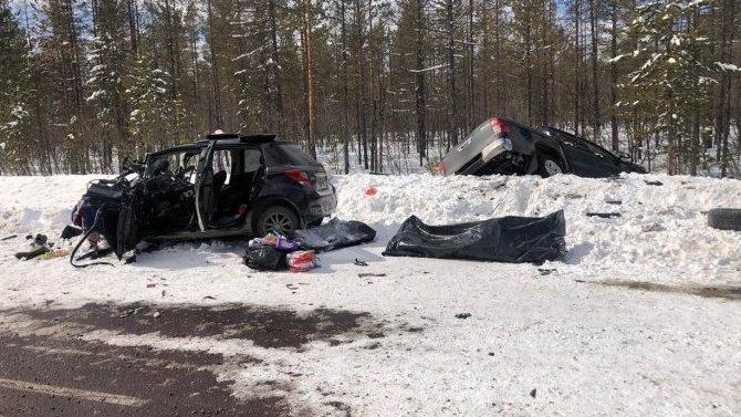 В ДТП в Нерюнгринском районе погиб мужчина