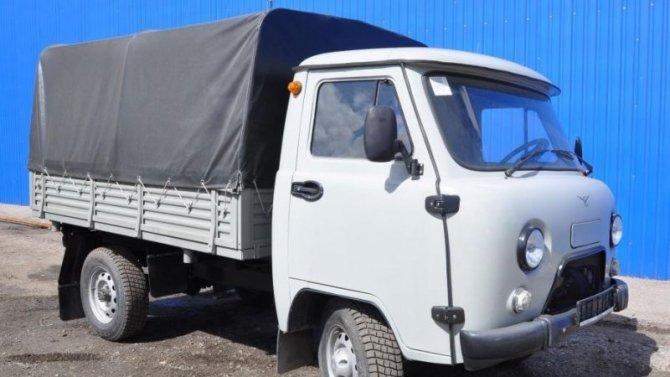 ВУльяновске разработан новый грузовик