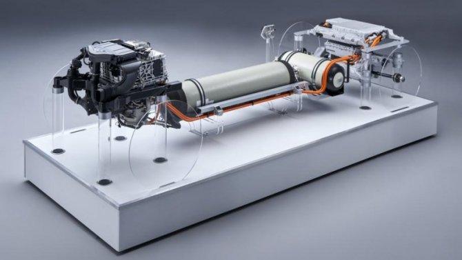 Немцы ияпонцы создали новый двигатель наводороде