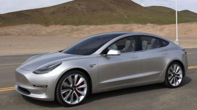 Tesla Model 3 получила очередной тюнинг