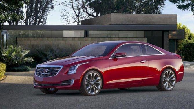 Cadillac неоткажется отвыпуска купе
