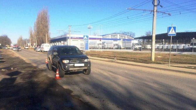 В Пятигорске автоледи сбила 3-летнего ребенка