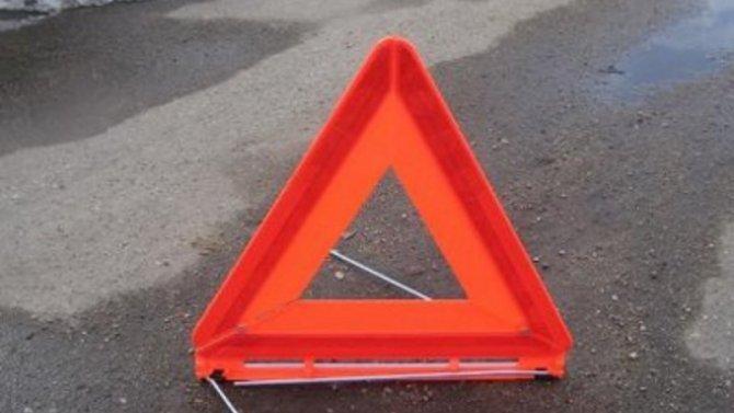 Два человека пострадали в ДТП в Выборгском районе