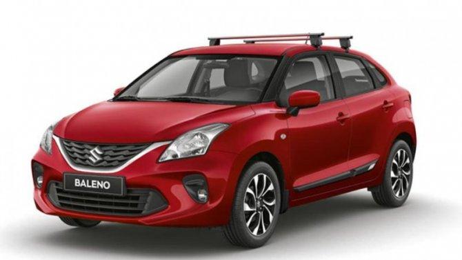 Suzuki Baleno получил вседорожную версию