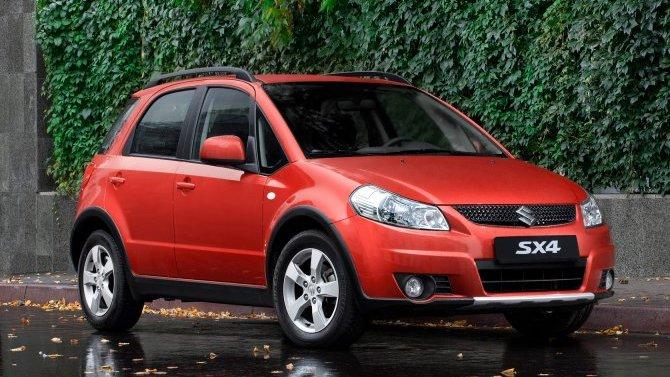 Падение рубля: подорожали все модели Suzuki