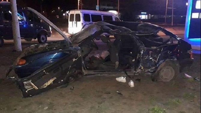 Два молодых человека погибли в ДТП в Волгодонске