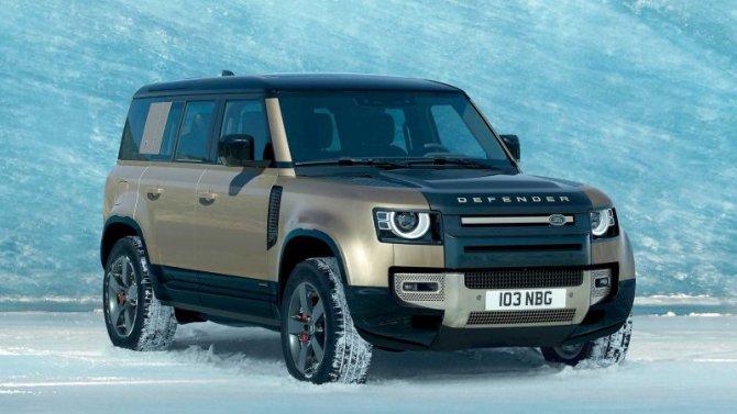 Land Rover готовит новый дизель