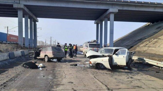 В Канском районе в ДТП погиб 2-летний мальчик
