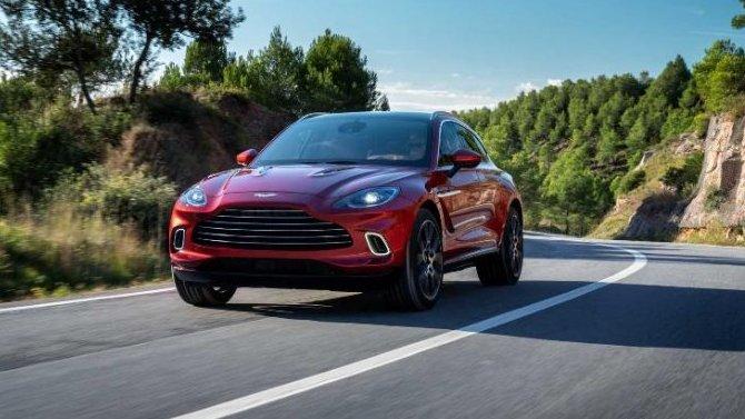 Aston Martin DBX может получить два новых кузова