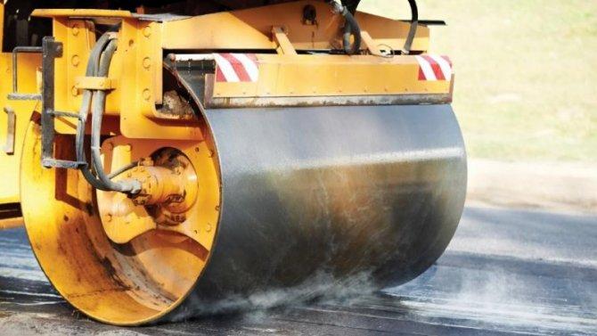 ВРоссии могут заморозить строительство дорог