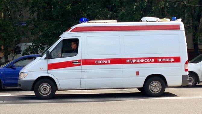 В Мурино ВАЗ сбил ребенка