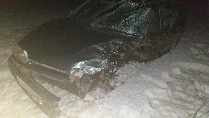 Водитель ВАЗа погиб в ДТП в Бугурусланском районе Оренбургской области