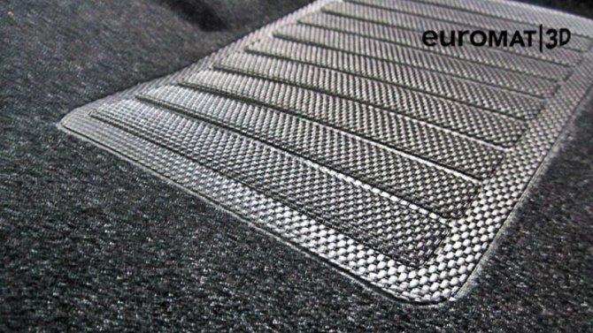 3d коврики Евромат3D