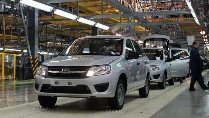 Как «АвтоВАЗ» модернизировал производство