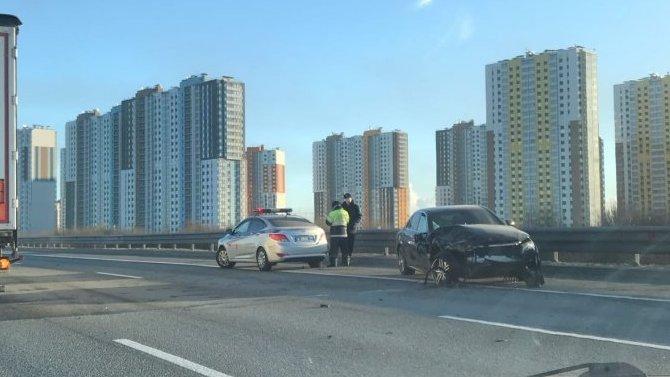 В ДТП на КАД по вине пьяного водителя погиб человек