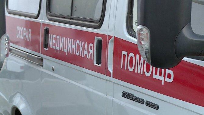 В Воронеже иномарка сбила пешехода